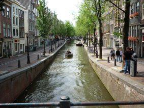 Amterdam canals, Netherlands