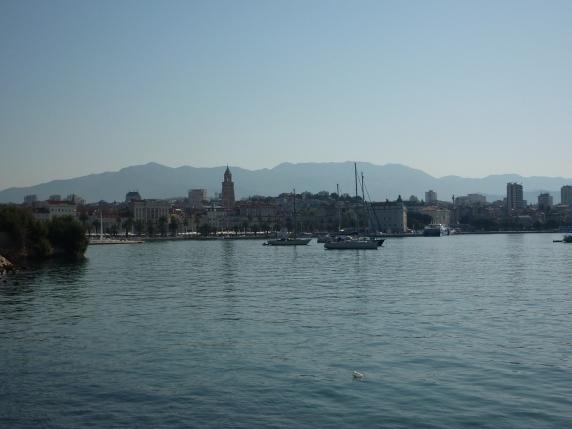 Spilt Harbour, Croatia