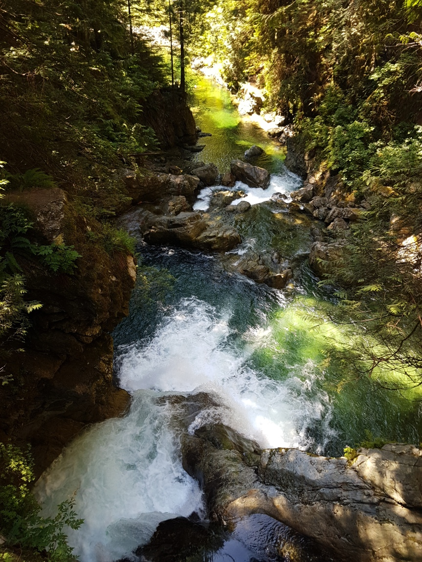 Hiking: Baden-Powell Trail – Deep Cove to Lynn Canyon (Vancouver,CA)