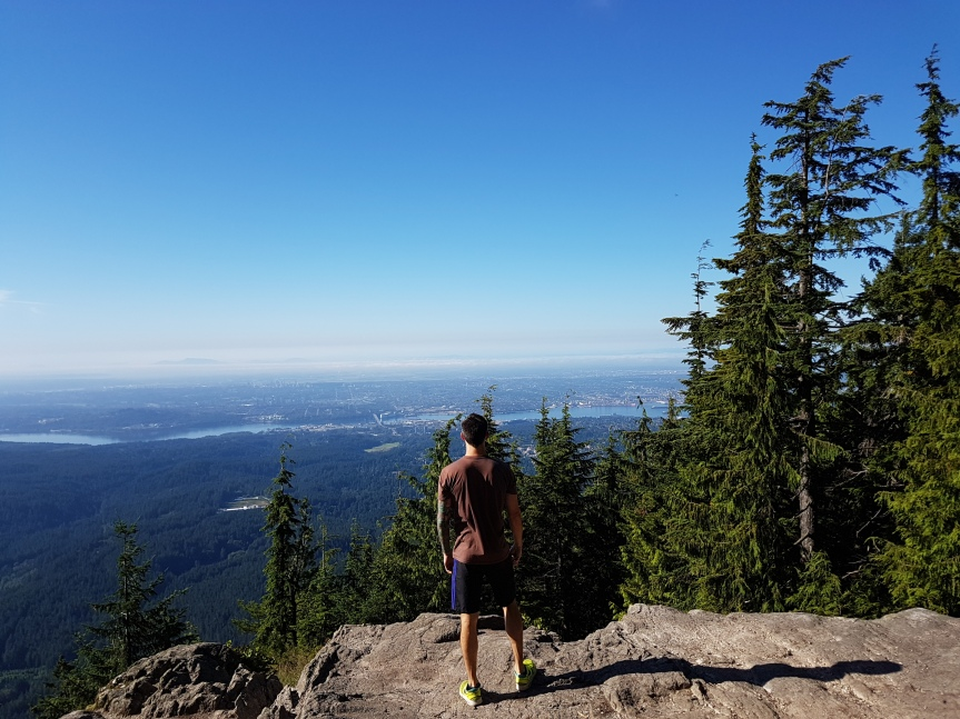 Hiking: Lynn Peak (Vancouver,CA)