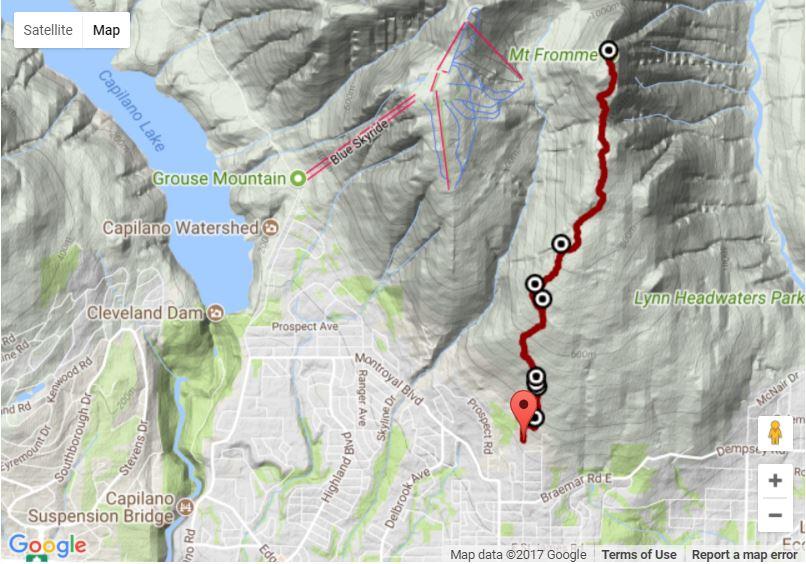 Mount Fromme Trail.JPG