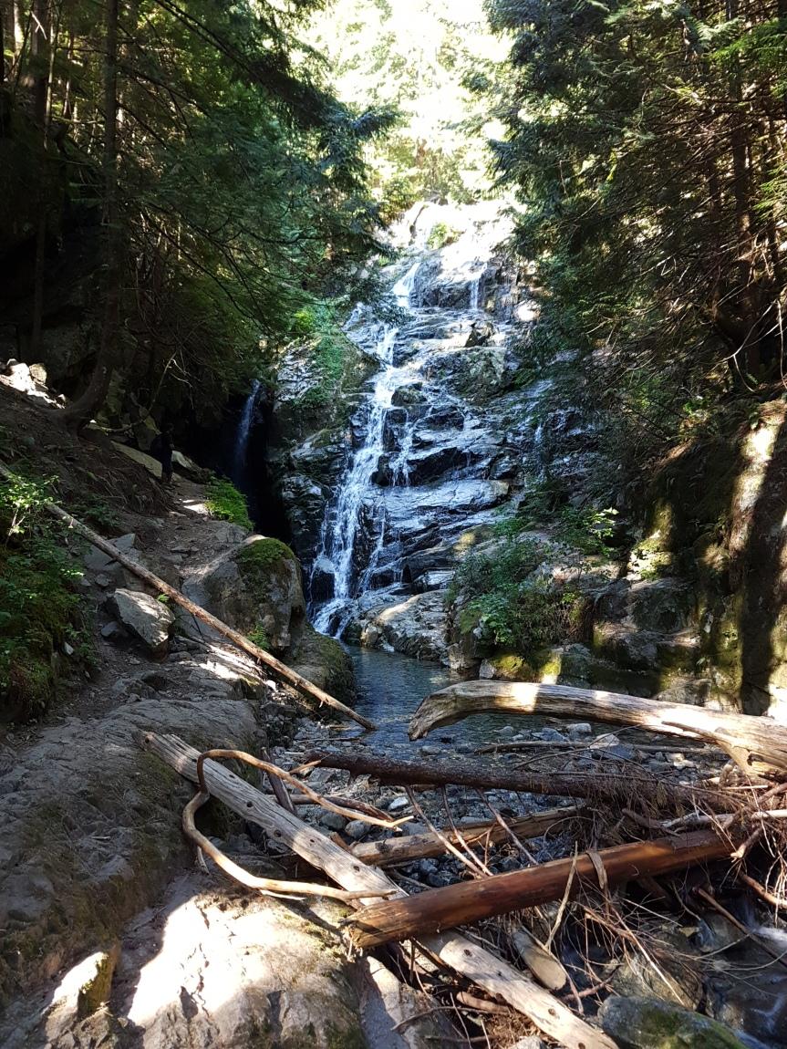 Hiking: Big Cedar & Kennedy Falls (Vancouver,CA)
