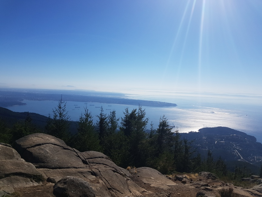 Hiking: Eagle Bluffs (Vancouver, CA)